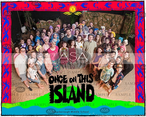 TMS - Once on this Island