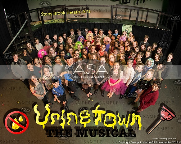 Stony Brook - Urinetown, CCP