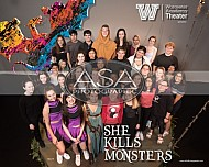 Worcester Academy - She Kills Monsters, CCP