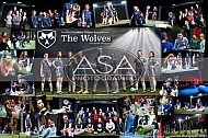 WATA - The Wolves, Show Poster