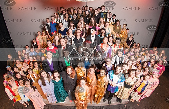 Chelmsford High School - Phantom of the Opera