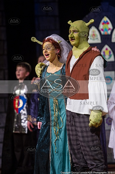 Blanchard Middle School - Shrek