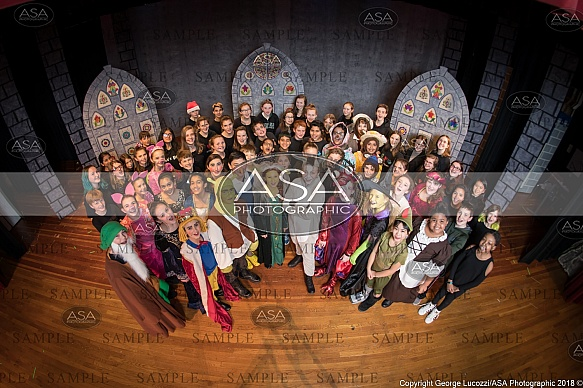 BTA - Shrek, Cast Photo
